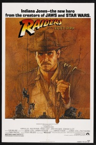 Raiders of the Lost Ark poster 2