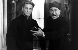 WE'RE NO ANGELS, Sean Penn, Robert DeNiro, 1989, (c)Paramount