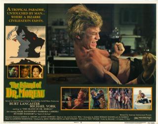 1977-Island of Dr. Moreau-poster