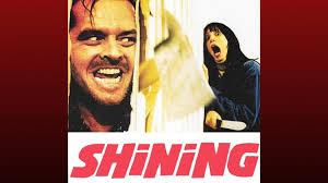 shining movie poster