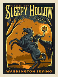sleepy hollow book
